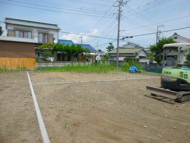 【小田原市栢山 3区画分譲地 3号地】外観写真